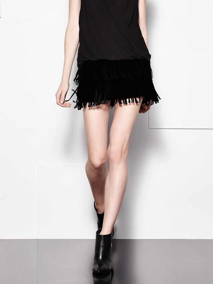 spódnica mini Mohito, ok. 119zł