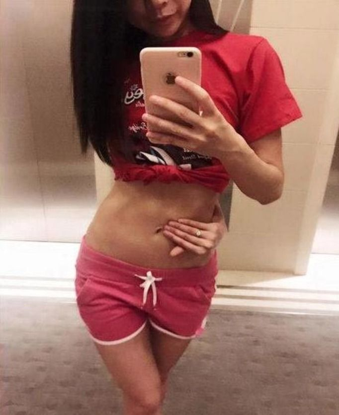 Голые китаянки мастурбация стоя видео посильнее