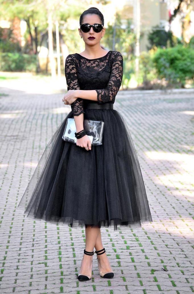 e0ef2fe1 Marzysz o tiulowej spódnicy? Podpowiadamy, z czym ją nosić! | Papilot