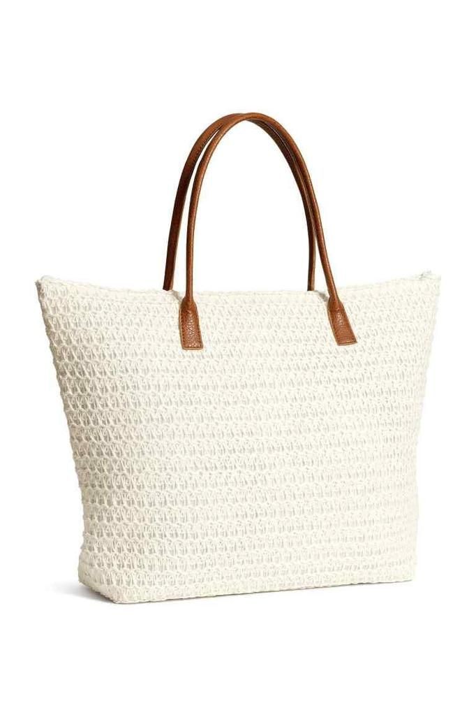 torebka plażowa H&M, ok. 59zł