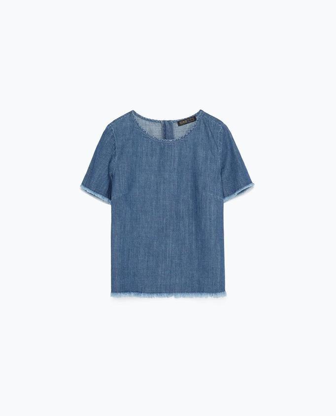 t-shirt Zara, ok. 129zł