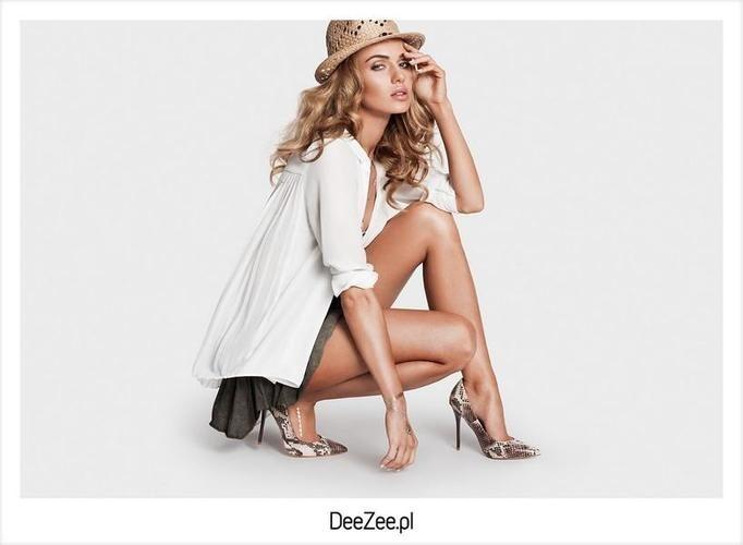 lookbook DeeZee na lato 2015