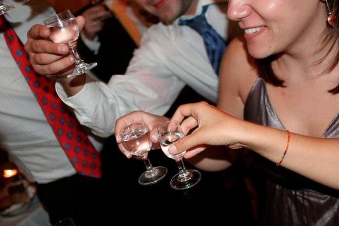 wesele bez alkoholu