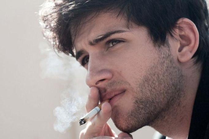 związek z palaczem