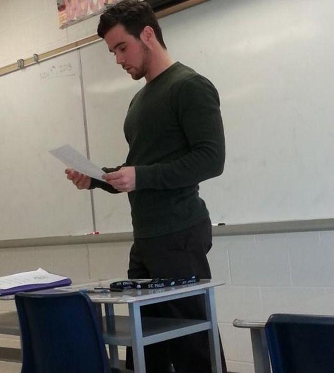 Seksowny nauczyciel
