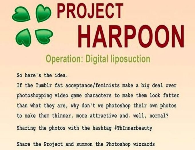 project harpoon