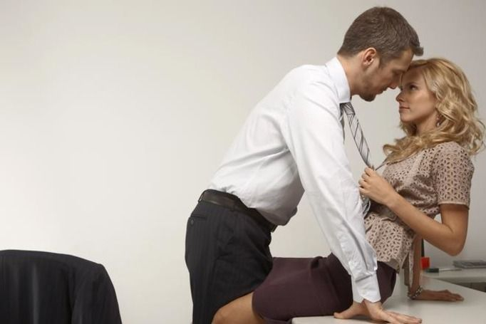 romans z żonatym