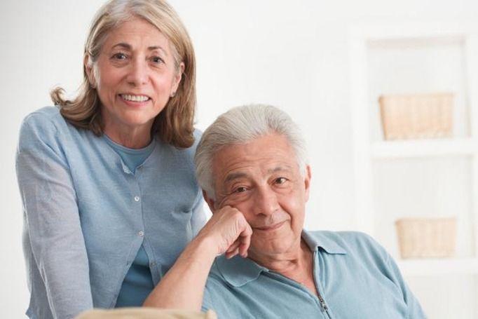 starzy rodzice