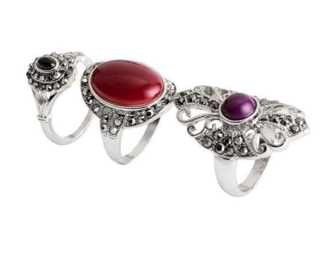 pierścionki