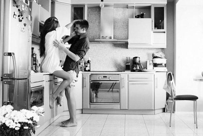 zakochani w kuchni
