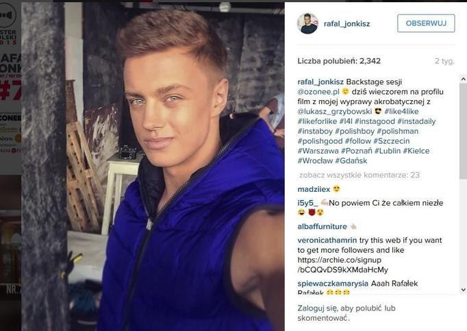 Oto Nowy Mister Polski 2015 Podoba Wam Się Papilot