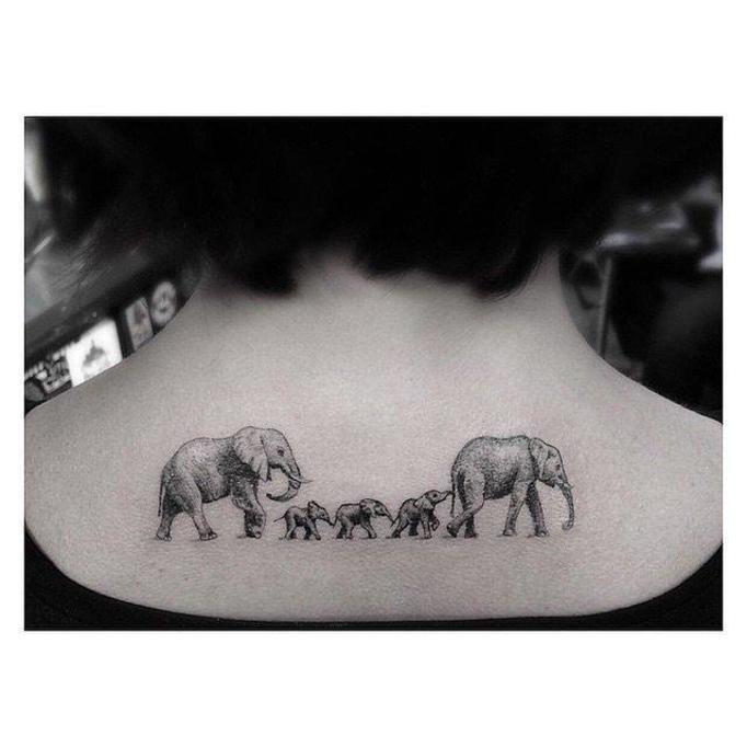 12 Najpiękniejszych Tatuaży Dla Mam Wyglądają Niesamowicie