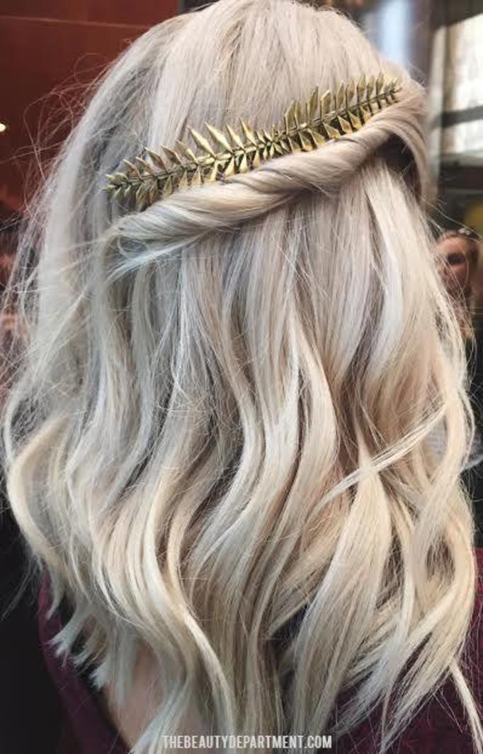 fryzury na święta