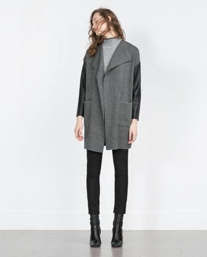 płaszcze z zary