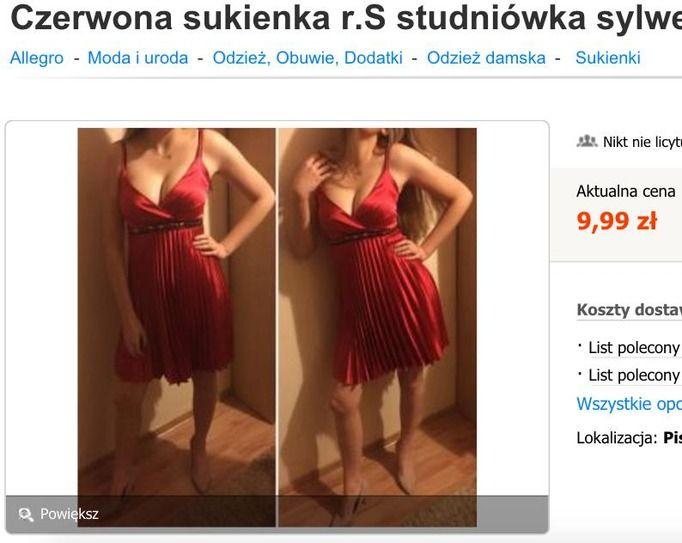 84897275bf Sukienki Na Studniówkę Z Drugiej Ręki Zobacz Używane Kreacje Za