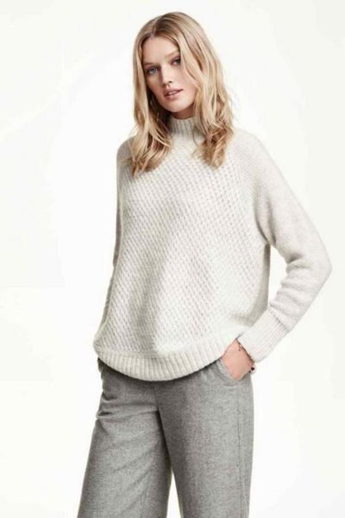 swetry na zimę