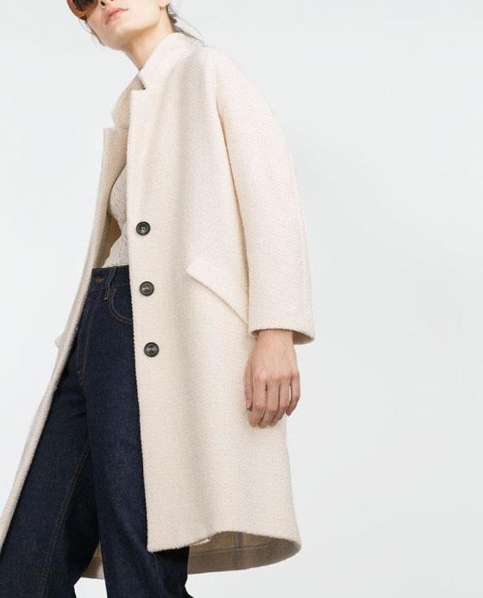 płaszcze zara