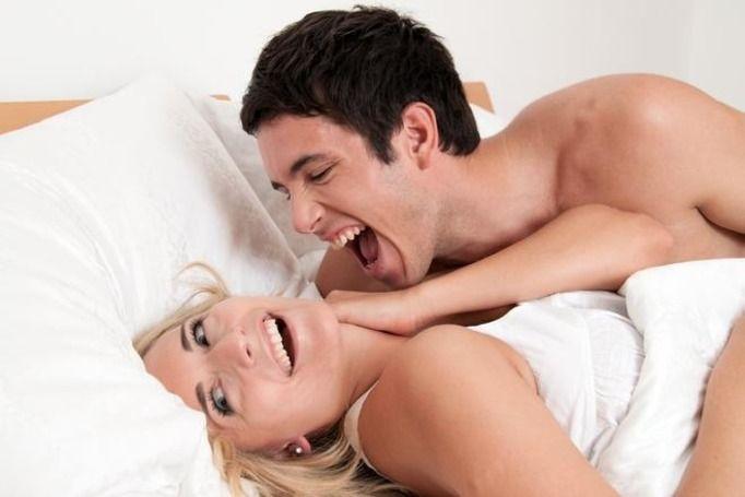 seks z nowym partnerem