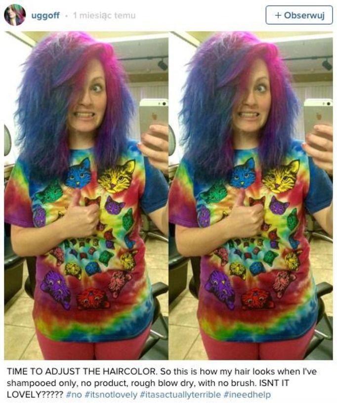 stylistka włosów