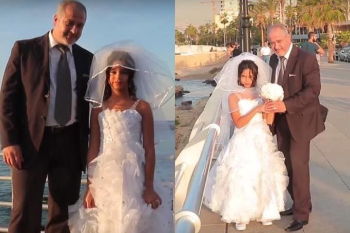 Nieletnia Panna Młoda Ma 12 Lat I Wyszła Za Mężczyznę Starszego Od