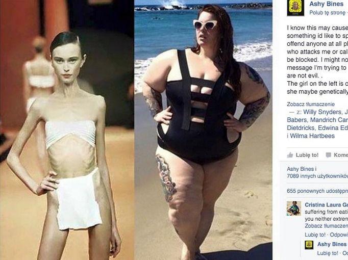 promowanie otyłości