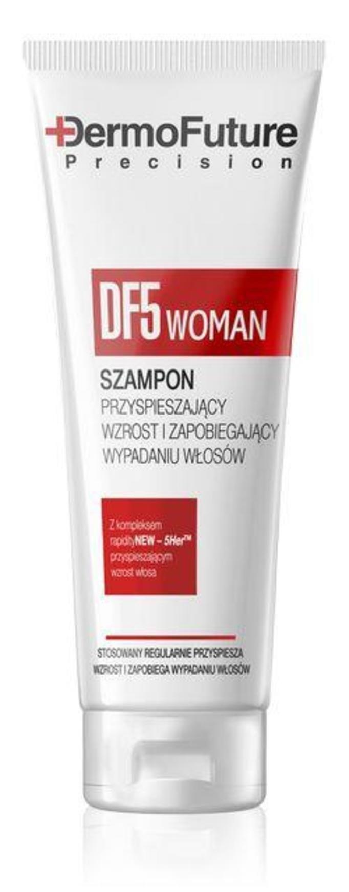 szampon przyspieszający wzrost włosów