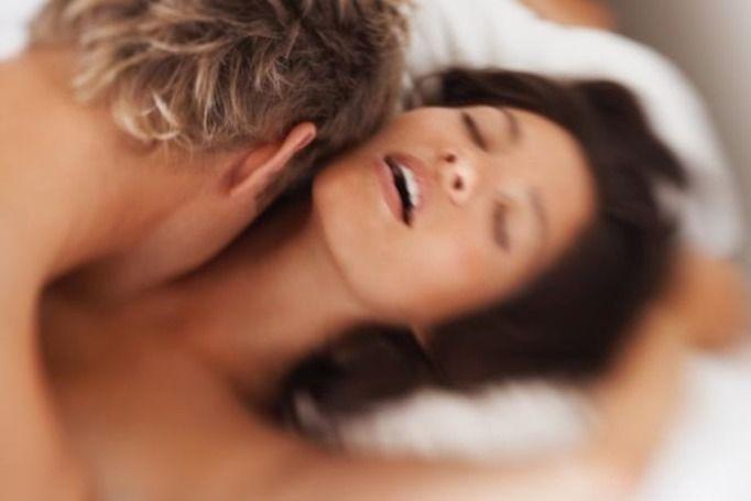 udawany orgazm