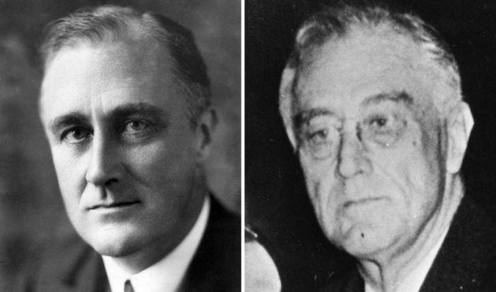 Franklin D. Roosevelt 1933/1945
