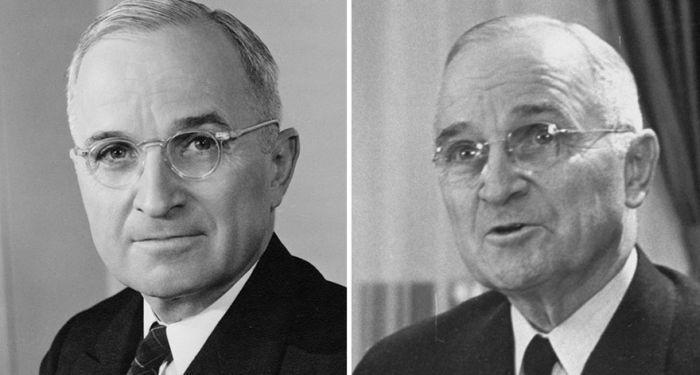 Harry S. Truman 1945/1953