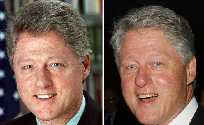 Bill Clinton 1993/2001