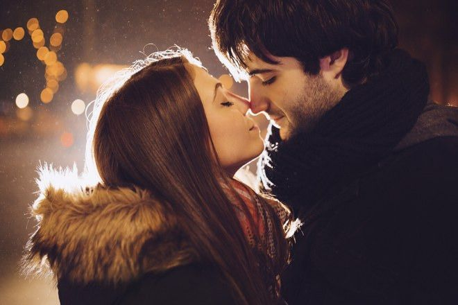 pierwszy pocałunek na randce
