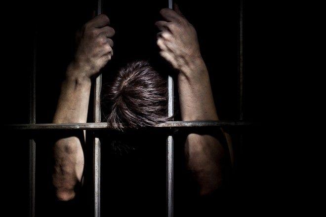mój facet jest w więzieniu