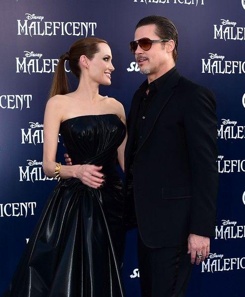 Angelina Jolie rozwodzi się z Pittem