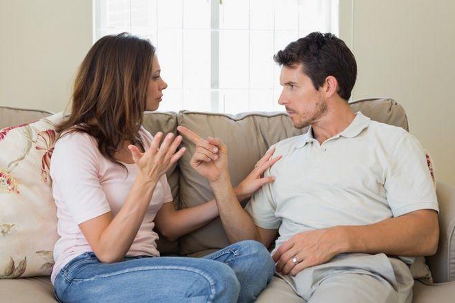 materiał na żonę