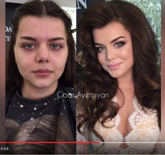 makijaż metamorfozy