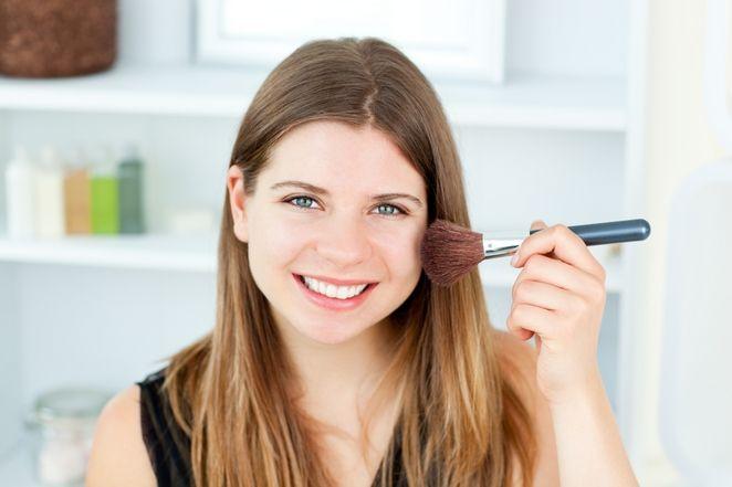 trwały makijaż