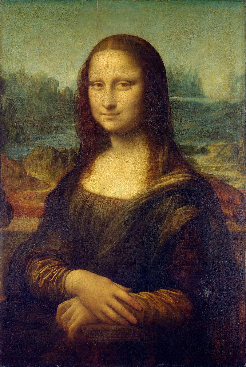 Mona Lisa obraz