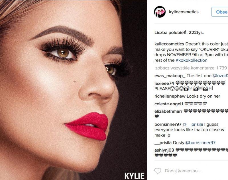 Koko Kollection lipsticks