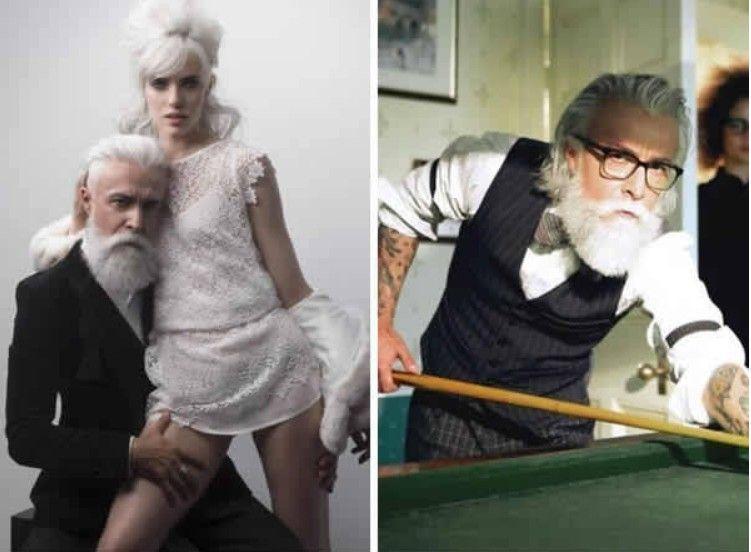 seksowni dziadkowie