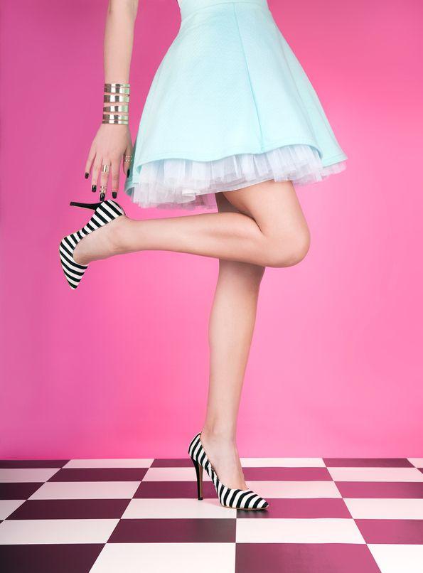 idealne kobiece stopy