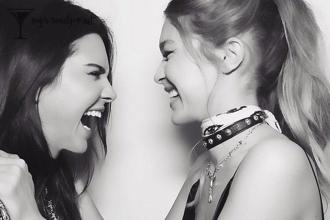 Gigi Hadid czy Kendall Jenner