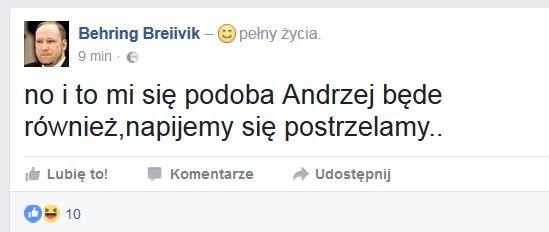 sylwester facebook