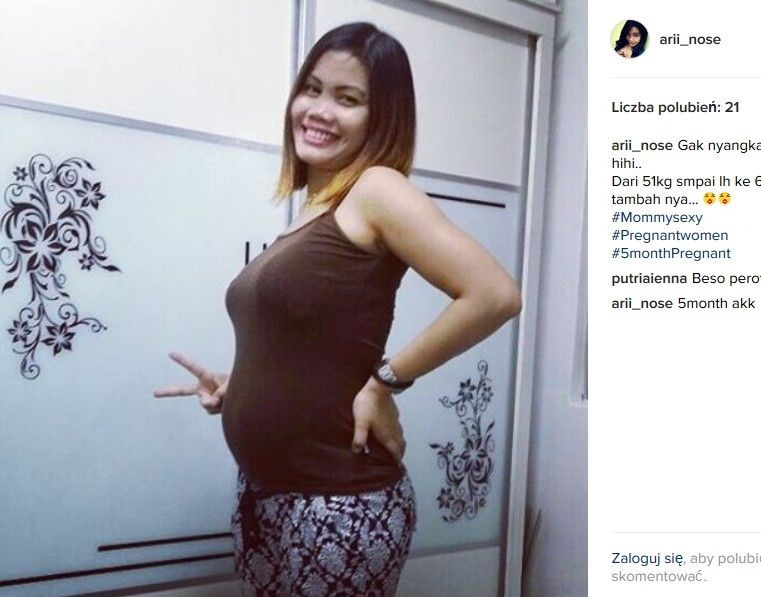 5 miesiąc ciąży