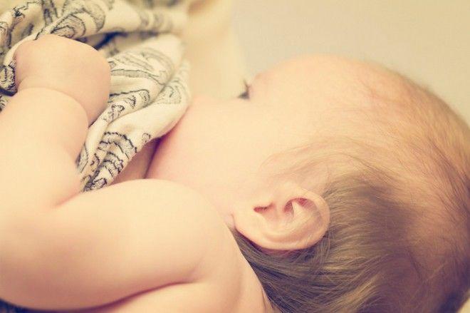 karmienie piersią dziecka
