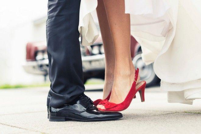 rok po ślubie