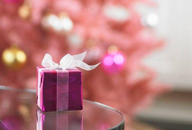 wręczanie prezentów