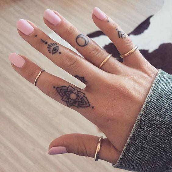 tatuaże z Pinteresta
