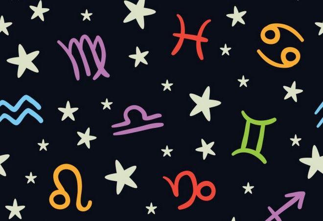 styl znaków zodiaku