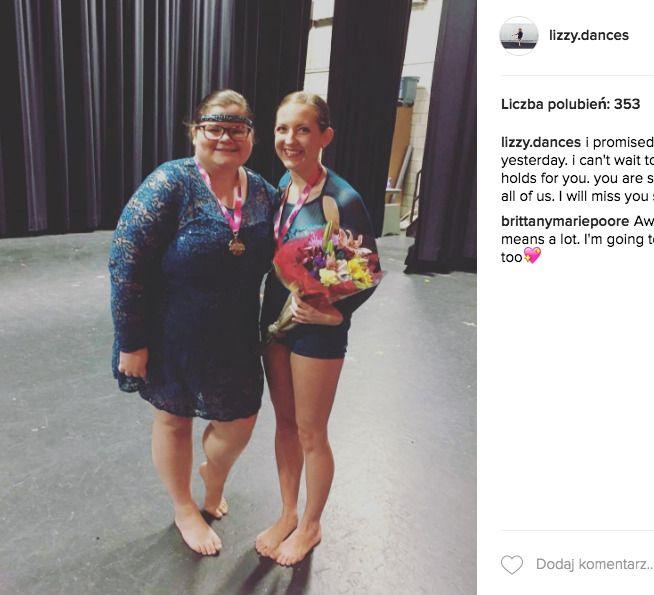 baletnica Lizzy