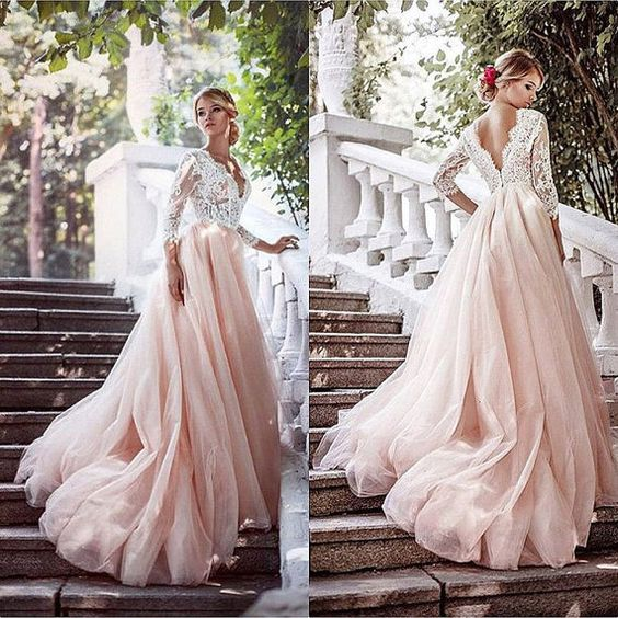 Różowa Suknia ślubna Tak Czy Nie Papilot